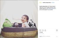Instagram Post for giggle